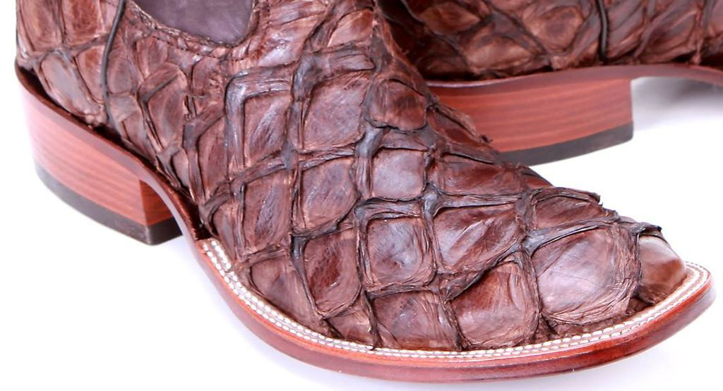 Fish Skin For Your Cowboy Boots Exotic Skins